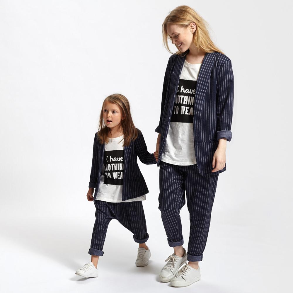 Milk Copenhagen Kollektion FS 2016 Mutter und Tochter