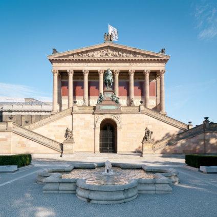Alte Nationalgalerie Museumsinsel Berlin