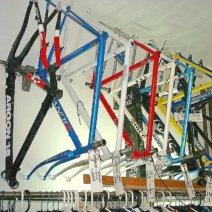Radkunst Trikot Fahrräder Berlin