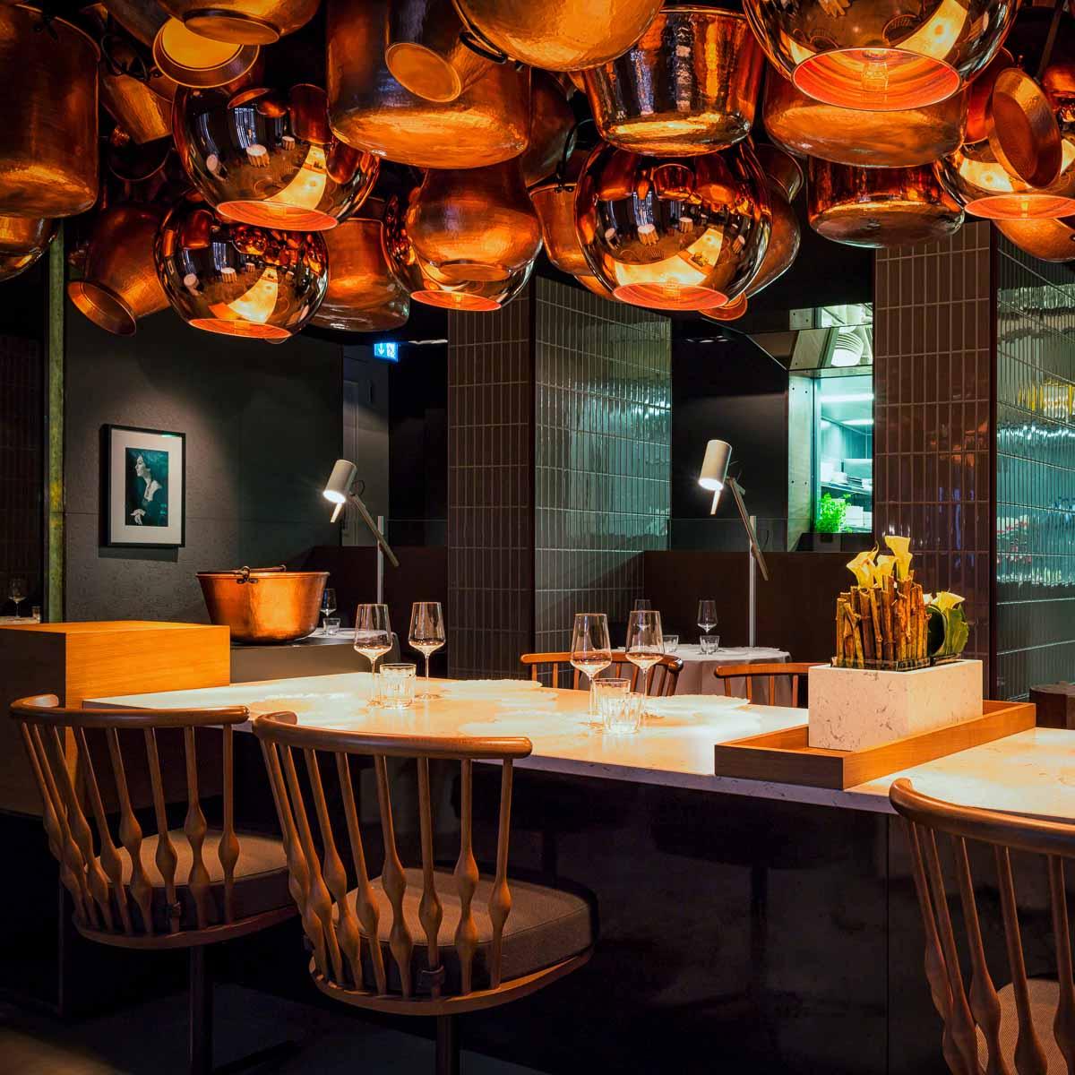 Restaurant Cinco by Paco Pérez im SO-Berlin Das Stue-2