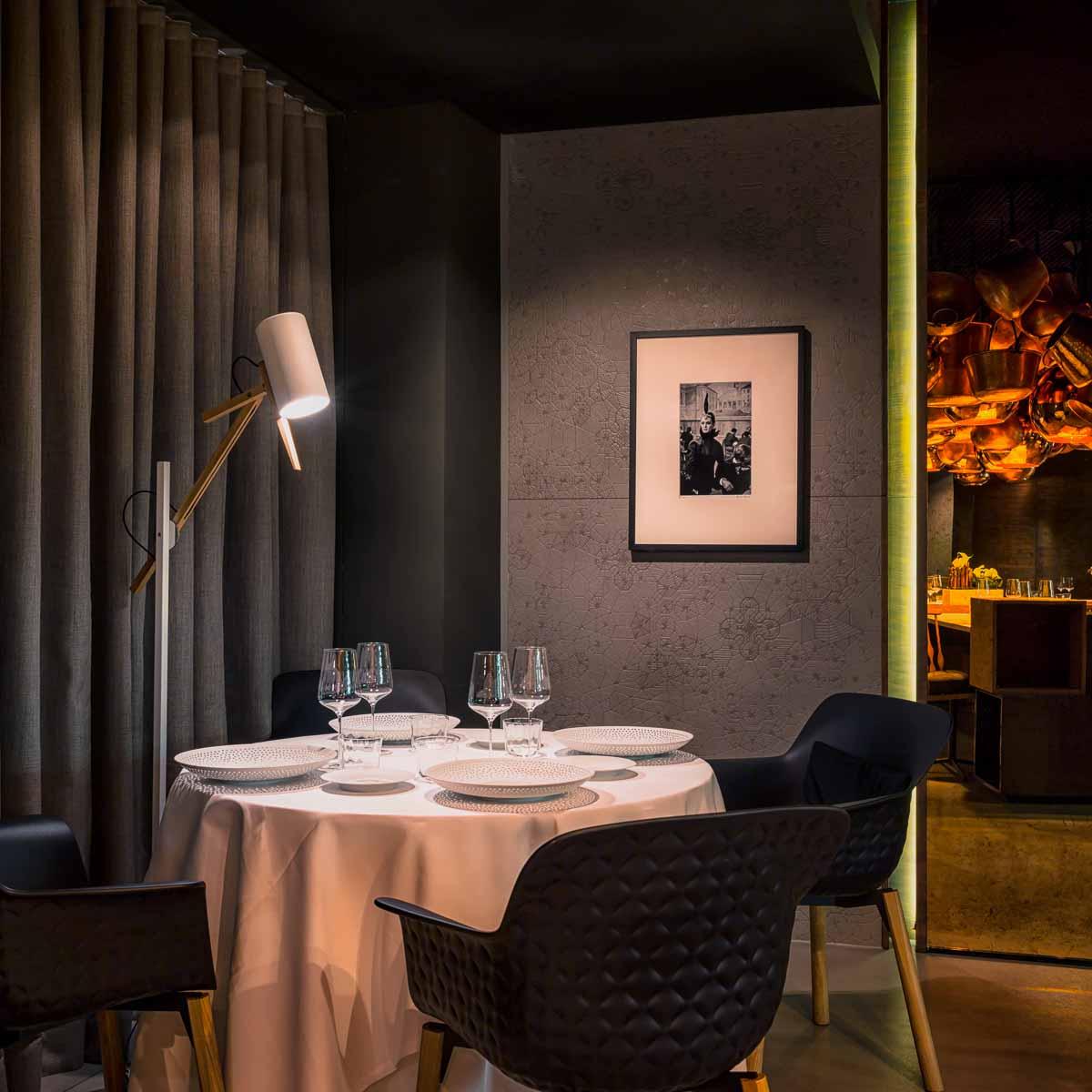 Restaurant Cinco by Paco Pérez im SO-Berlin Das Stue-4
