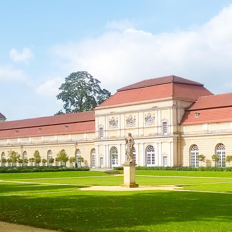 Schloss Park Berlin Charlottenburg