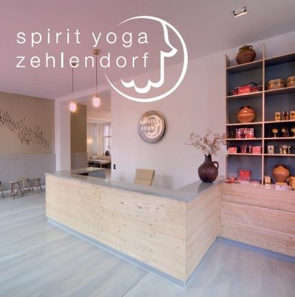 Spirit Yoga Zehlendorf Yoga Studio