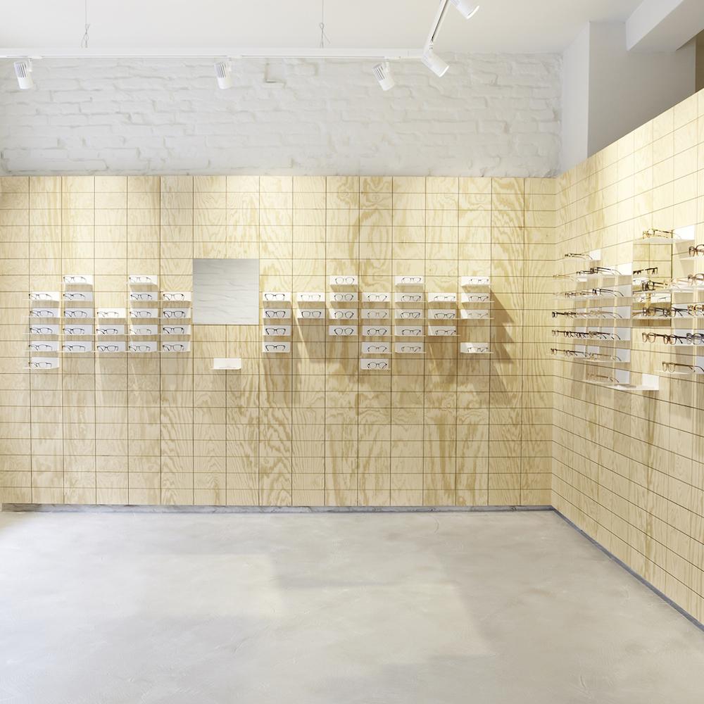 VIU Store München Interieur