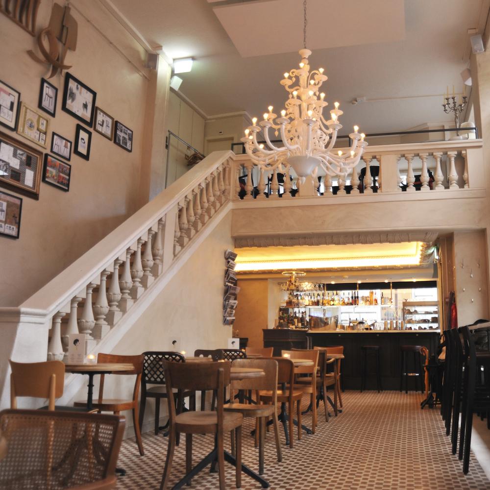 Atelier Bar und Restaurant Zürich Interieur