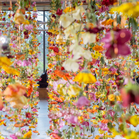 Bikini Berlin Rebecca Louise Law Installation