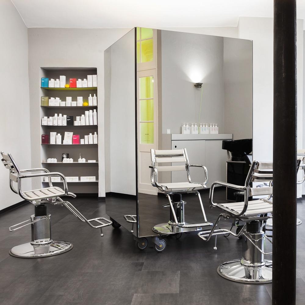 Brunette Friseur Berlin Kreuzberg Interieur