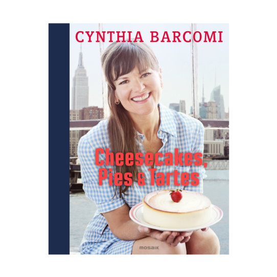 Cynthia Barcomi Cheesecakes, Pies und Tartes Cover