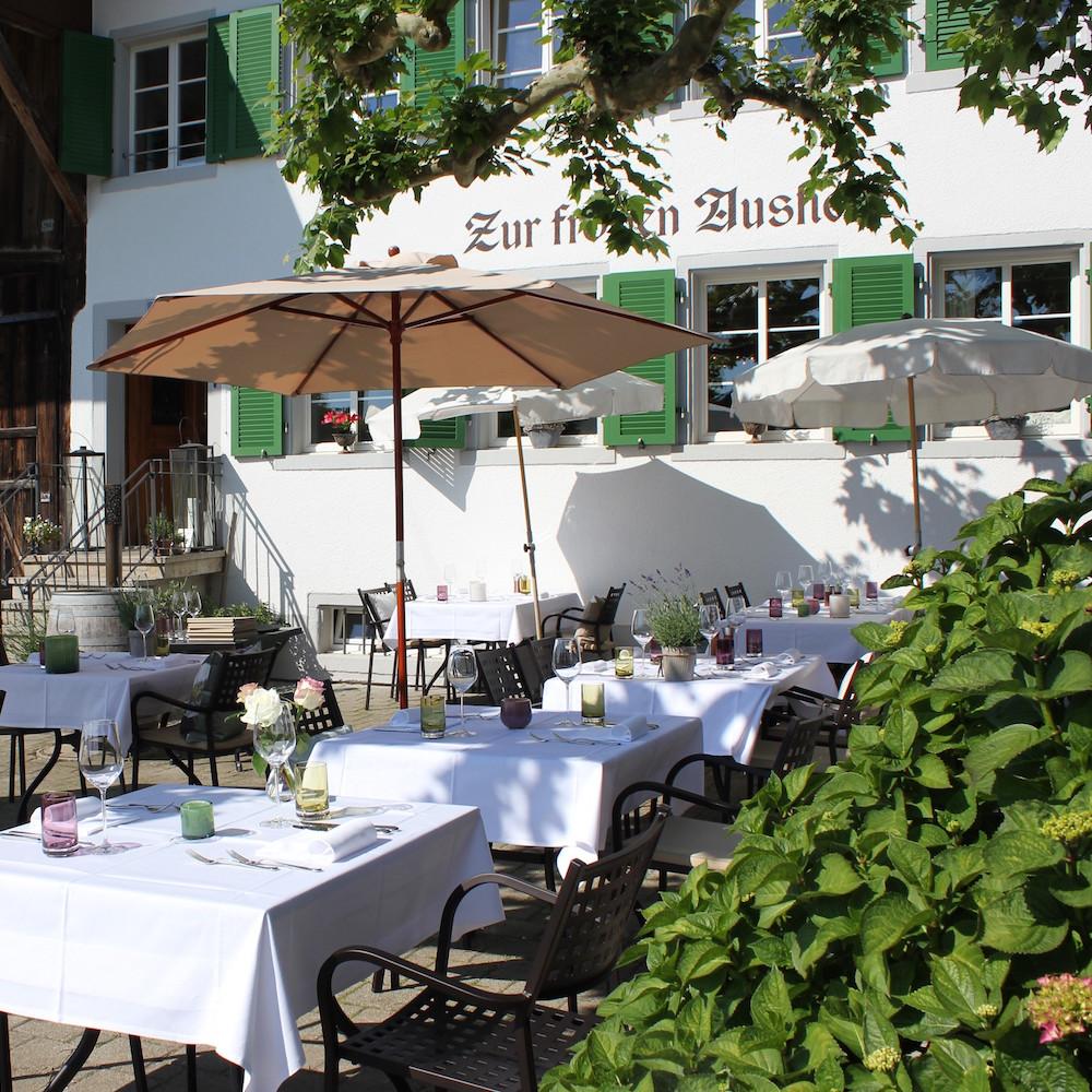 Restaurant First Ottikon B. Kemptthal