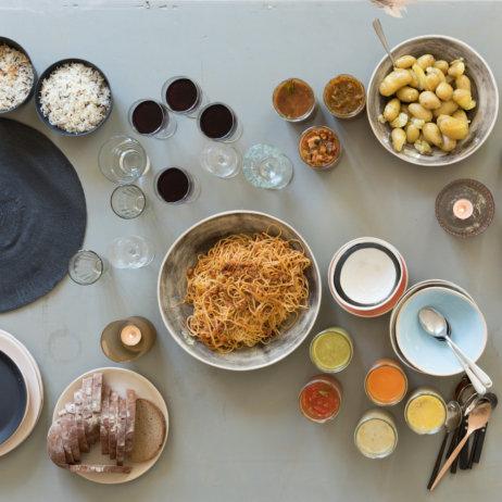 Gourmistas Lieferservice München Speisen