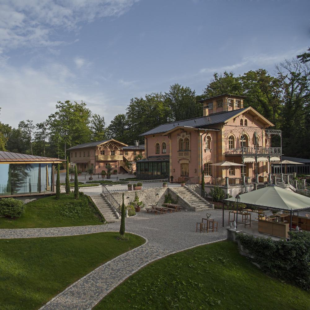 Hotel La Villa Starnberg Architektur