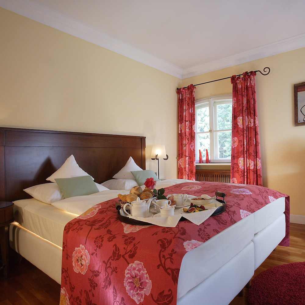 Hotel La Villa Starnberg Zimmer