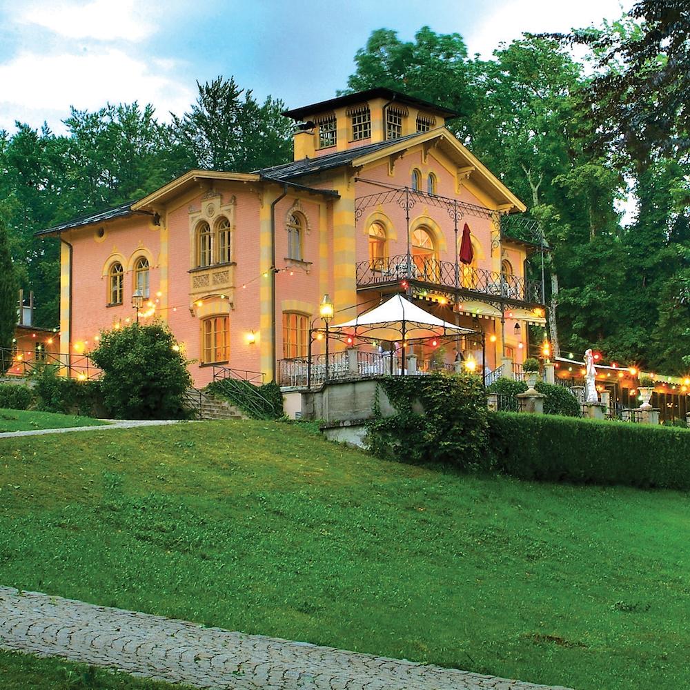 Hotel La Villa Starnberg Außenansicht