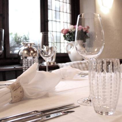 Restaurant Camino Zürich Gedeckter Tisch
