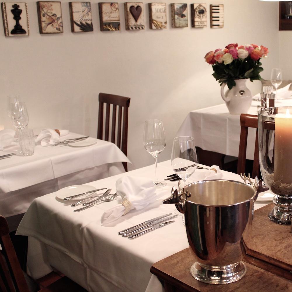 Restaurant Camino Zürich Interieur