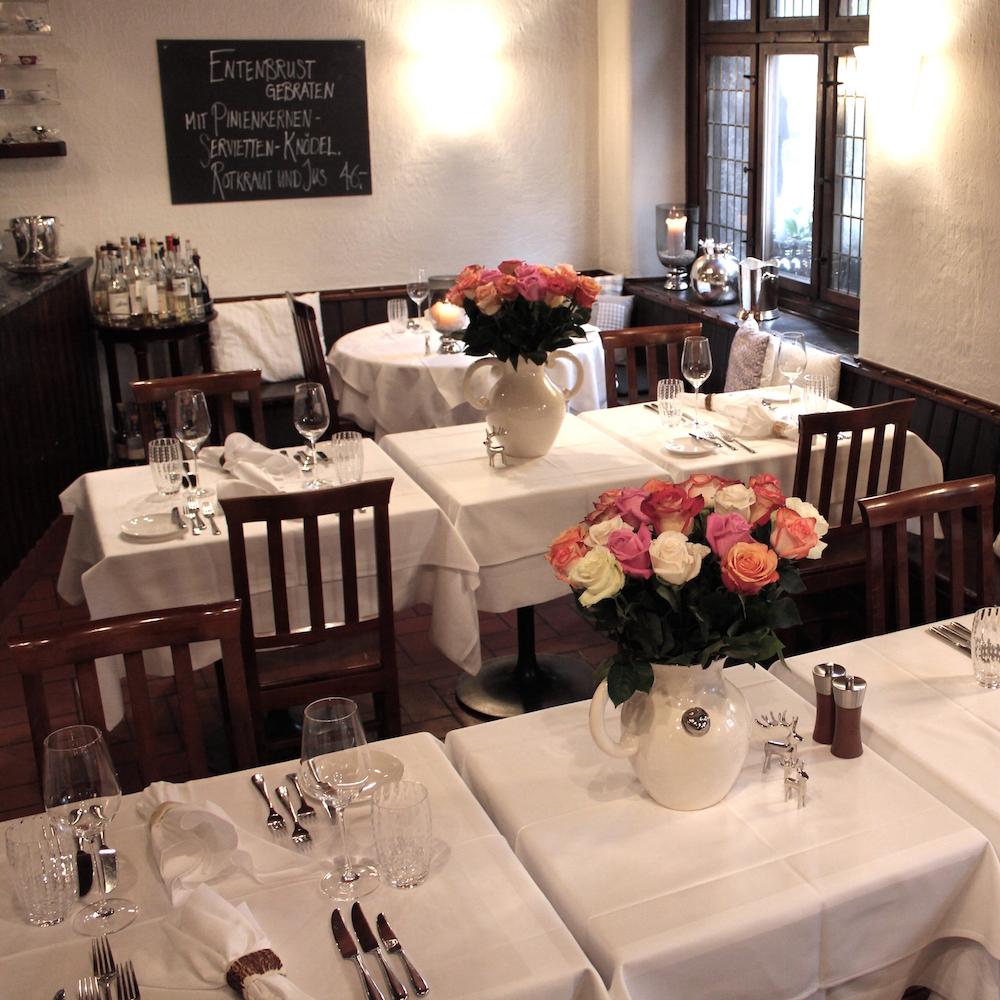 Restaurant Camino Zürich Gastraum