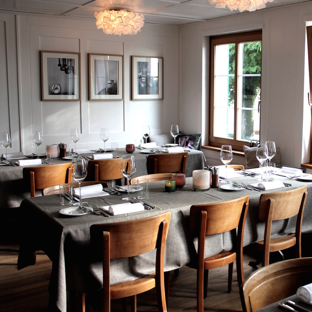Restaurant Zürich First Gastraum