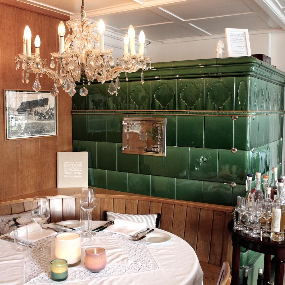 Restaurant Zürich First Innen