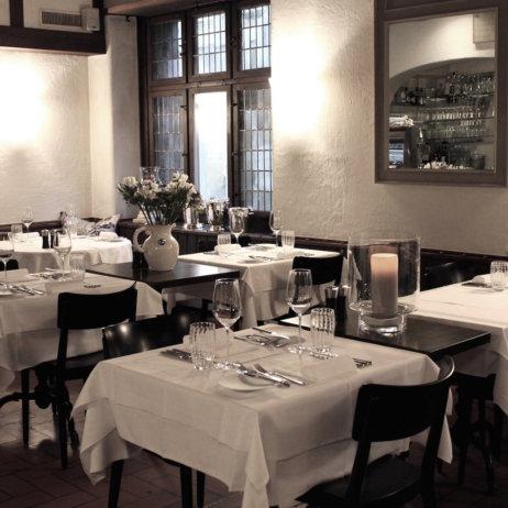 Restaurant Camino Zürich Tische