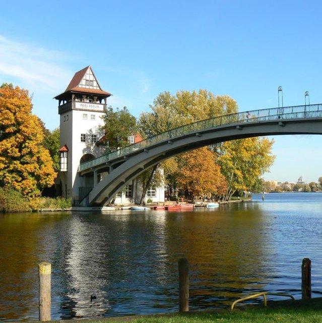 Insel der Jugend Berlin Treptow