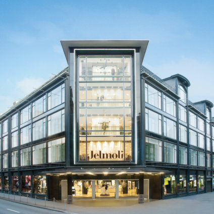 Jelmoli Kaufhaus Zürich
