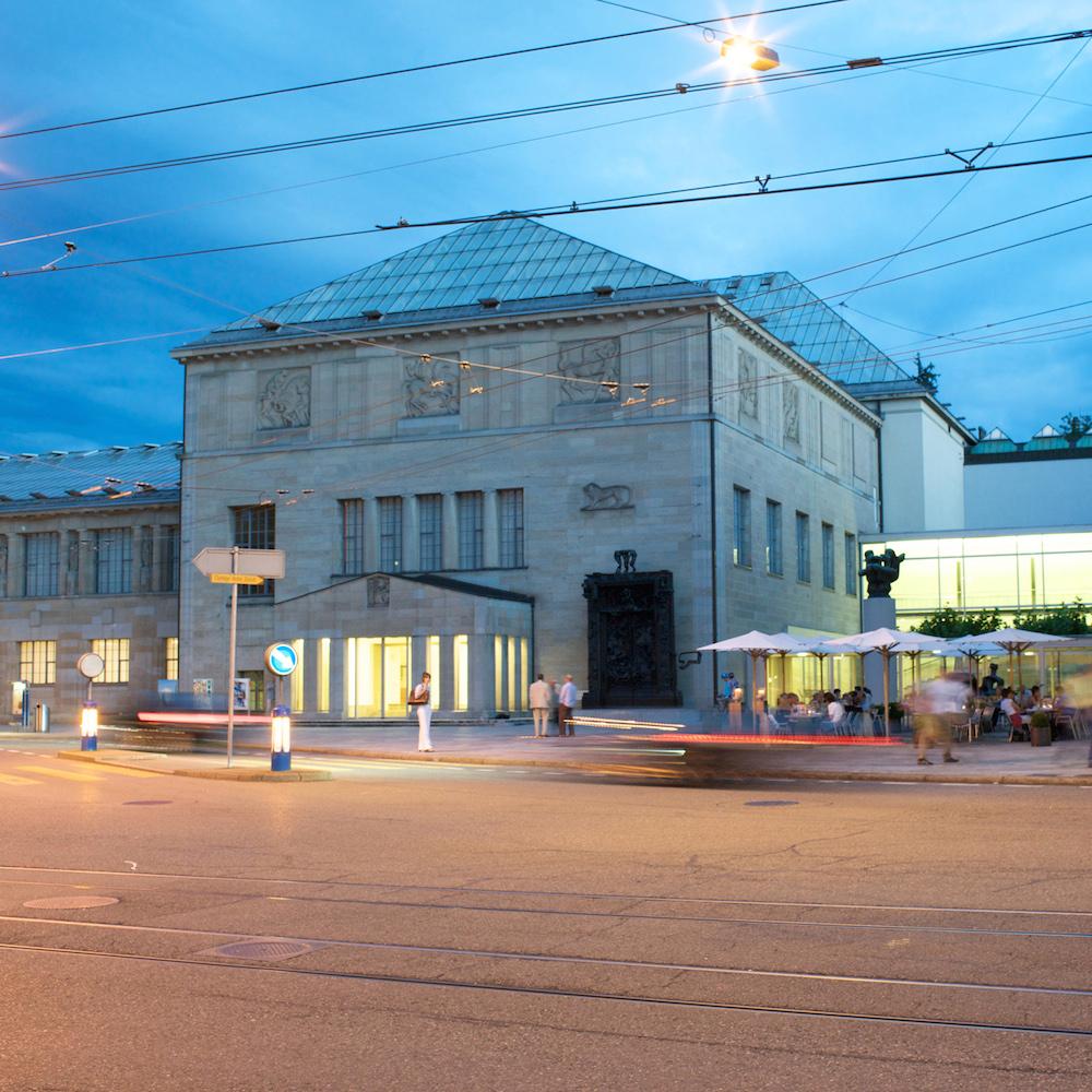 Kunsthaus Zürich Außen