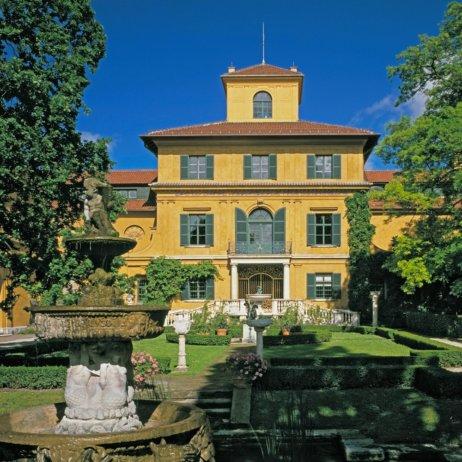 Lenbachhaus Museum Alte Villa München