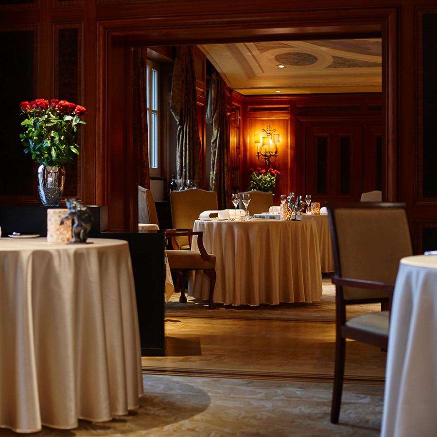Lorenz Adlon Esszimmer Restaurant Berlin