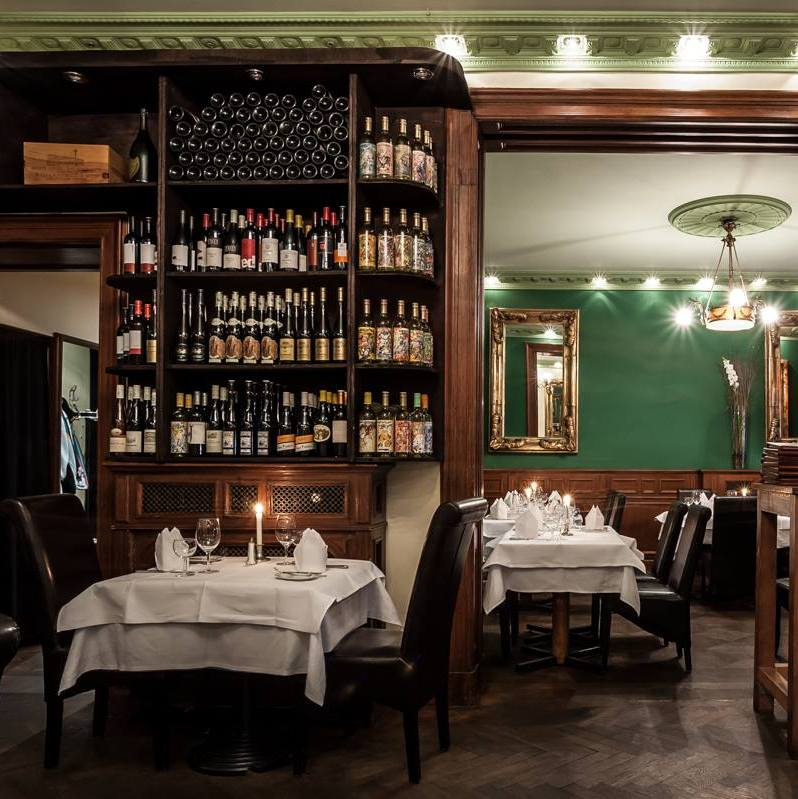 Nußbaumerin Restaurant Berlin Charlottenburg