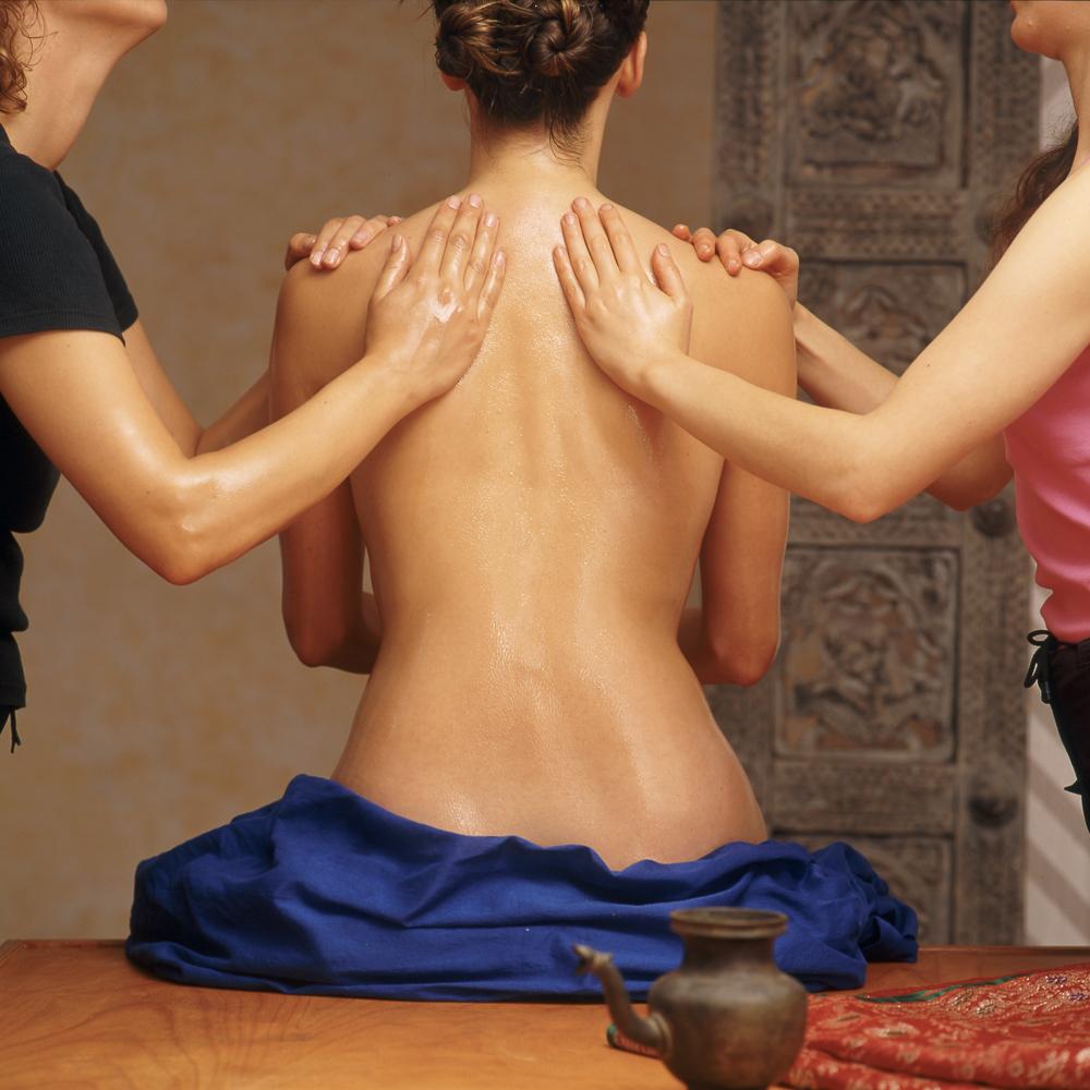 Rosenberg Ayurveda Institut Massage