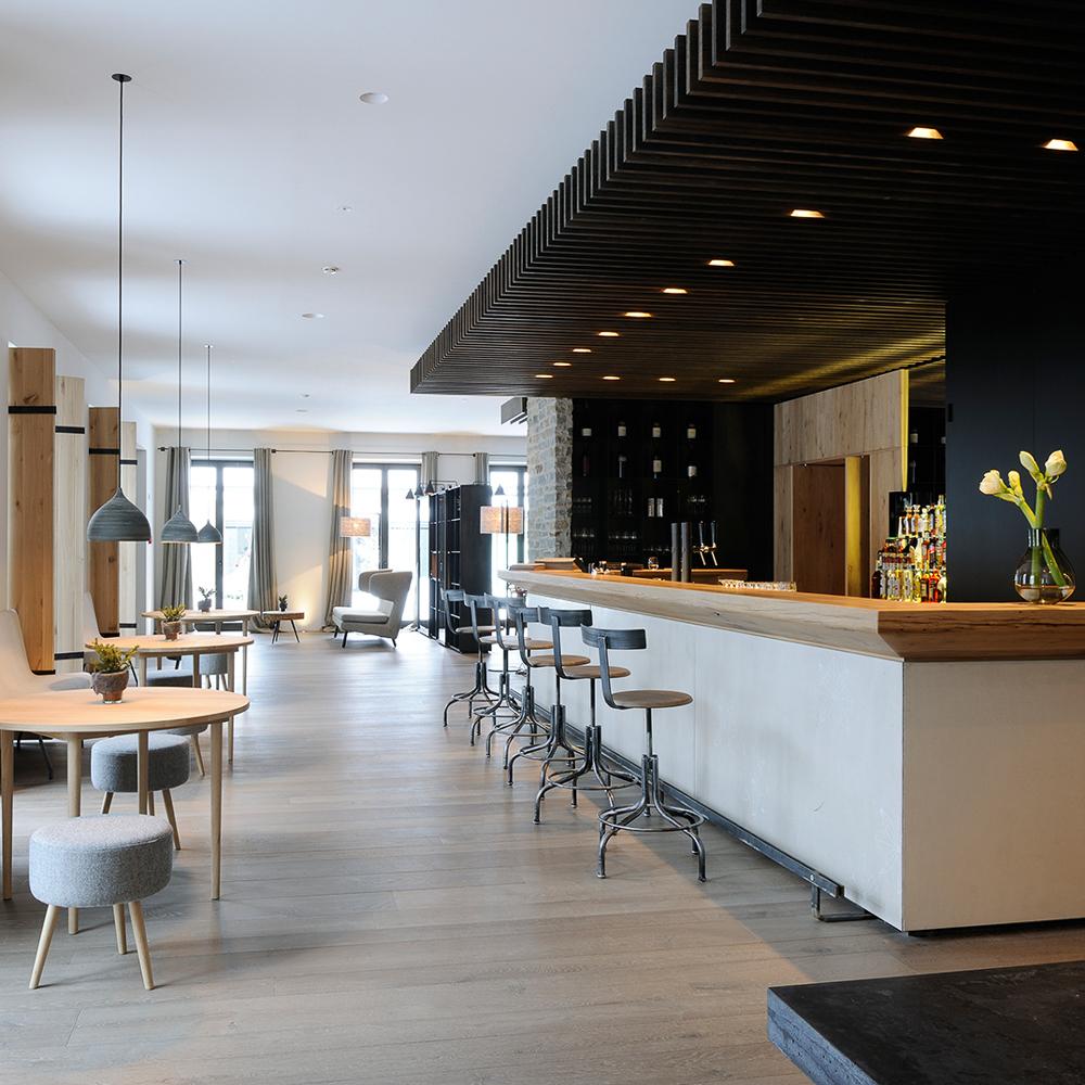 WIESERGUT Hotel Bar ©Günter Standl