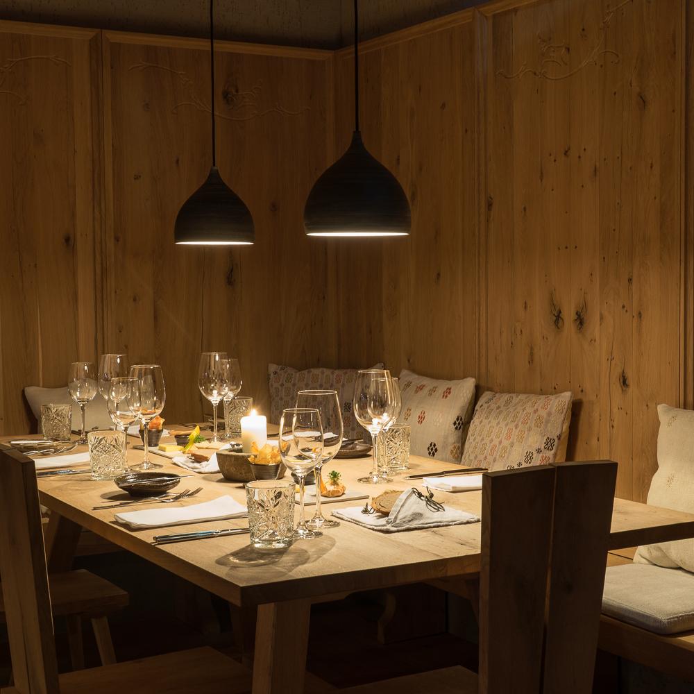 WIESERGUT Restaurant Stubn ©Rainer Hofmann