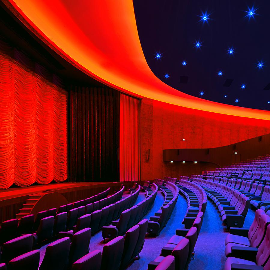 Zoo Palast Berlinale Kino Berlin Charlottenburg Beleuchtung