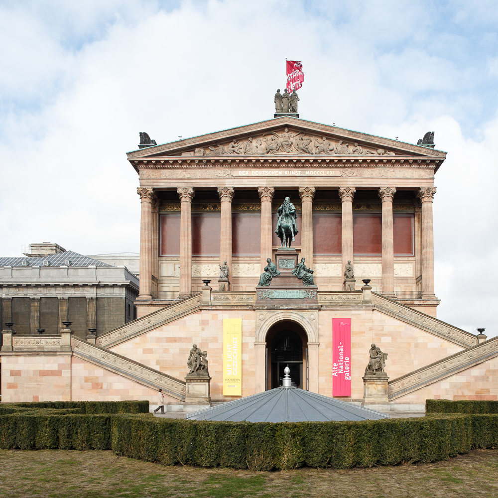 Alte Nationalgalerie Staatliche Museen zu Berlin Foto: Maximilian Meisse