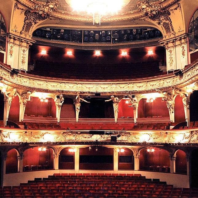 Berliner Ensemble Theater Berlin Mitte