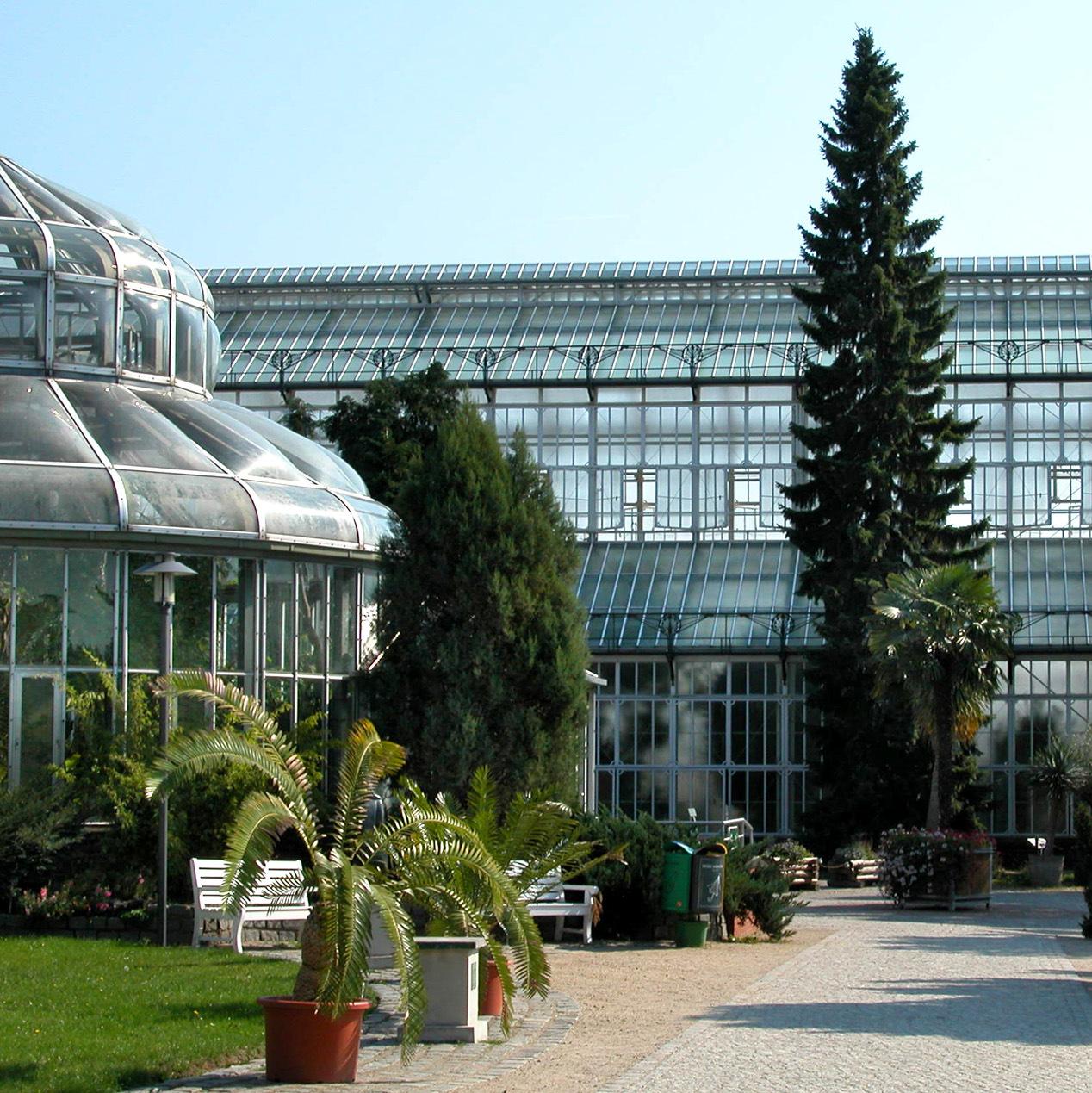 Botanischer Garten Lichterfelde Berlin