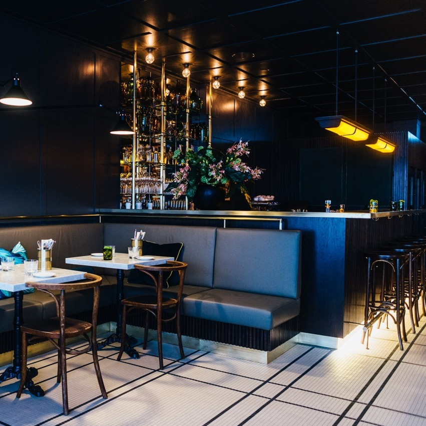 Brasserie Colette Tim Raue Bar
