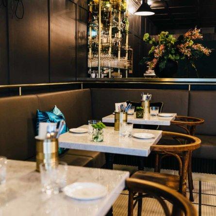 Brasserie Colette Tim Raue Berlin © Nils Hasenau