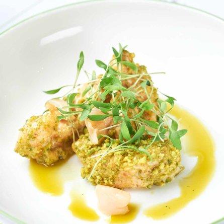 Brasserie Colette Tim Raue Garnele Marocain