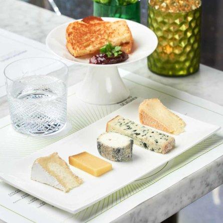 Brasserie Colette Tim Raue Käseauswahl