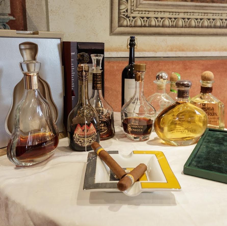 Casa Aurelio Restaurant Zigarren
