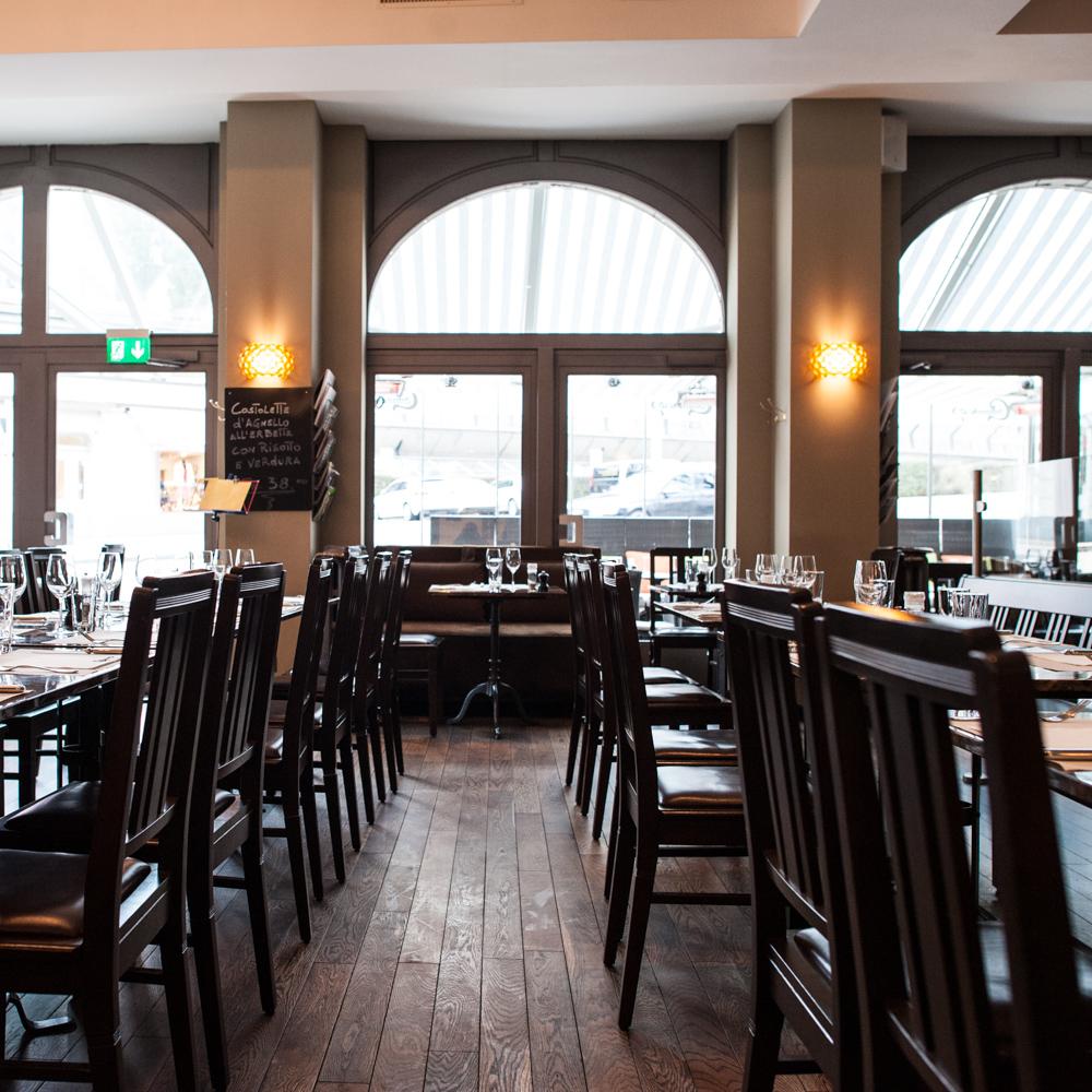 Commcerio Restaurant Zürich
