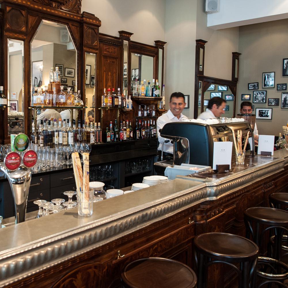 Commercio Resetaurant Bar Zürich