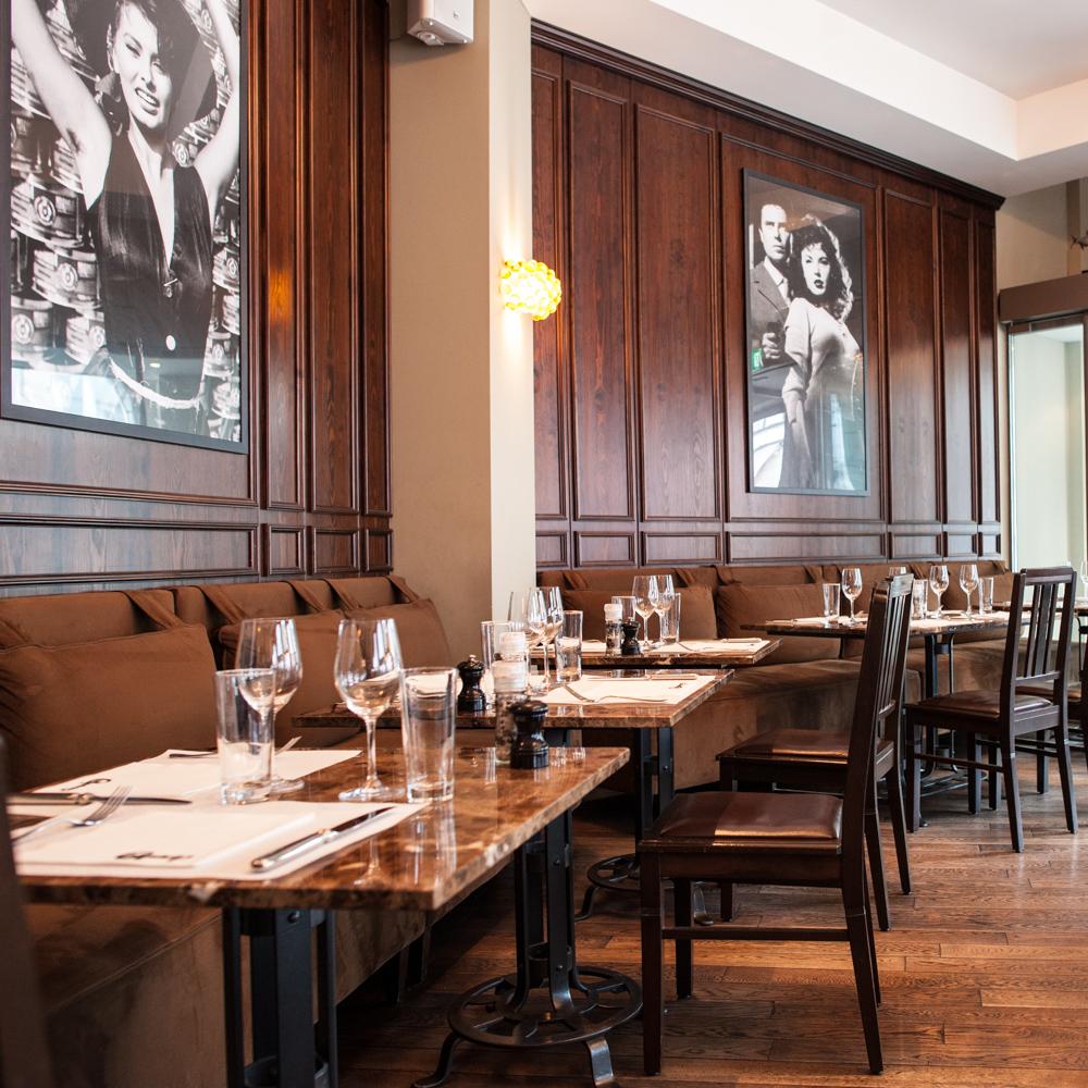 Commercio Restaurant Zürich Film