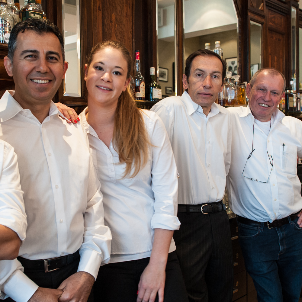 Commercio Restaurant Zürich Italiener