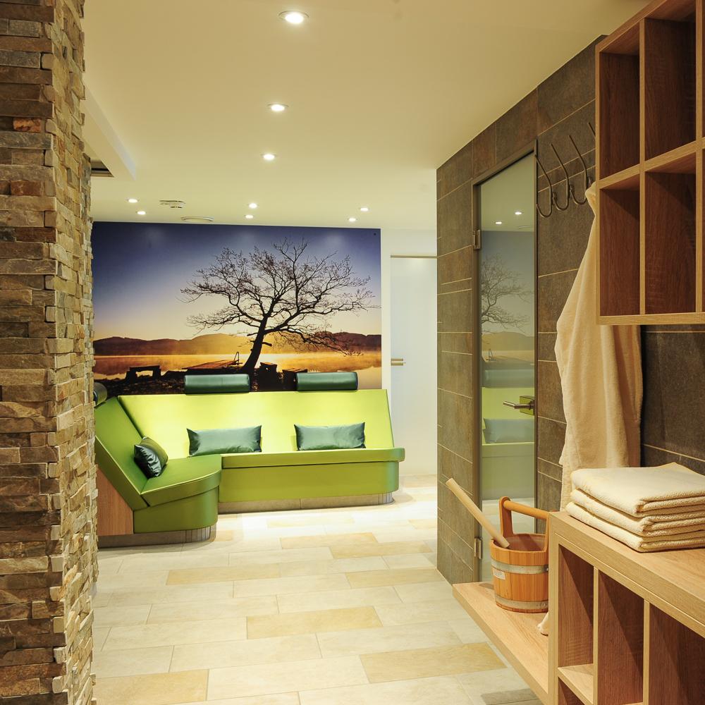 FX Mayr Health Center Sauna