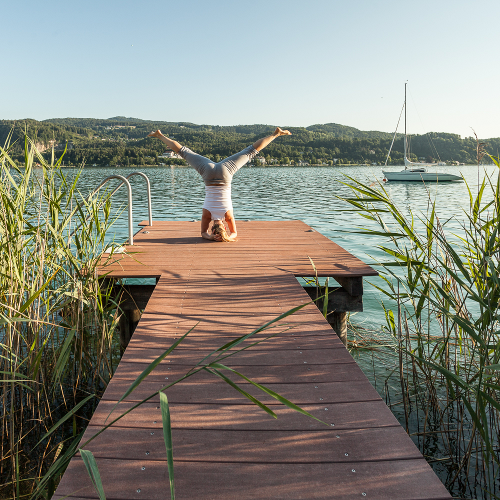 FX Mayr Health Center Yoga am See