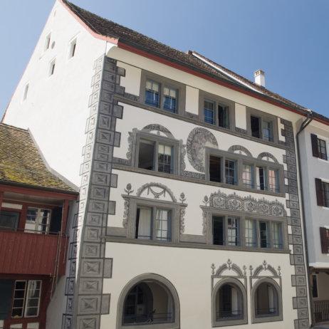 Gasthof Hirschen Eglisau Gebäude