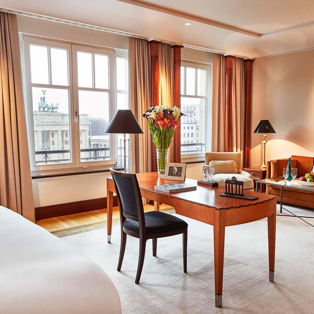 Hotel Adlon am Pariser Platz in Berlin-9