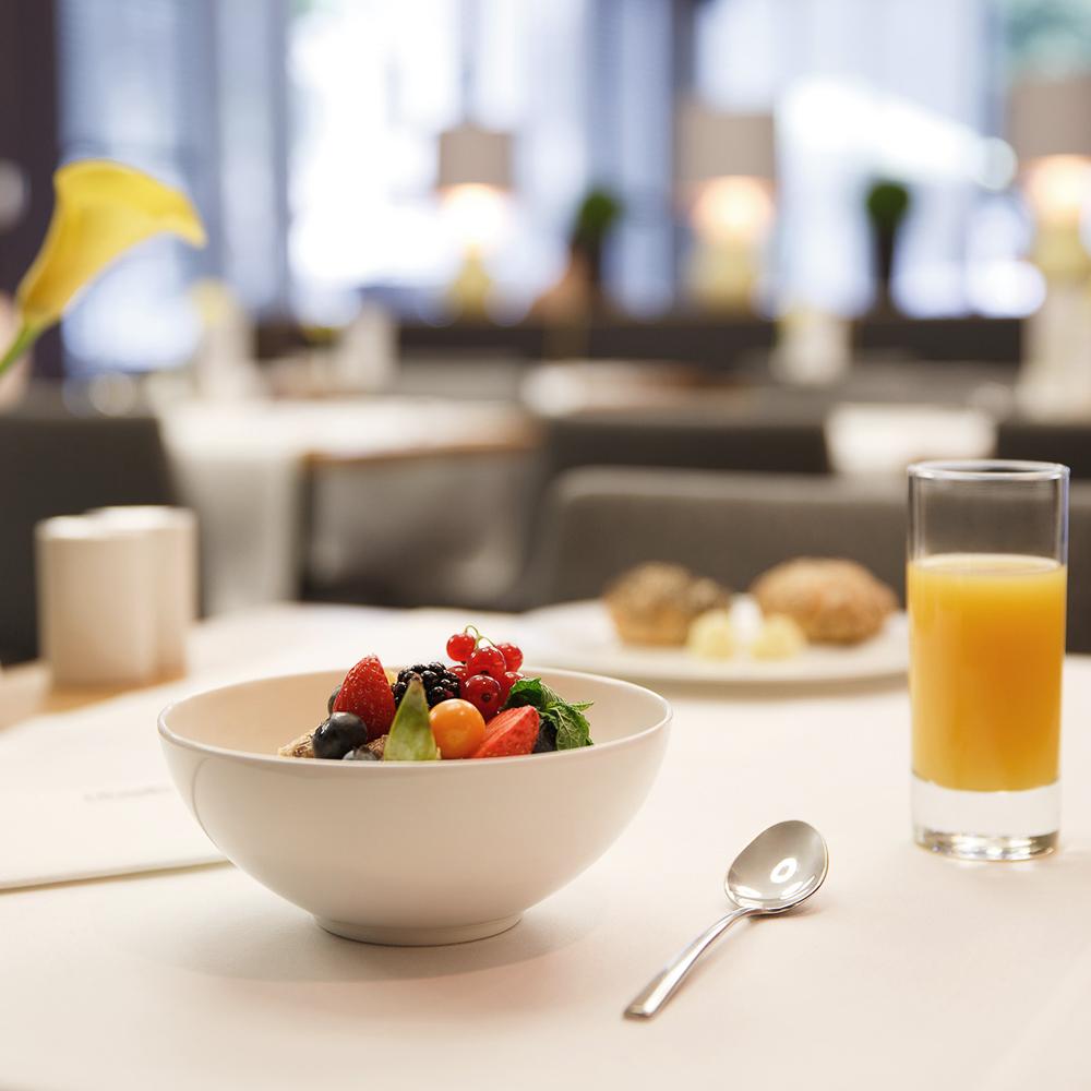 Hotello Berlin Charlottenburg Frühstück
